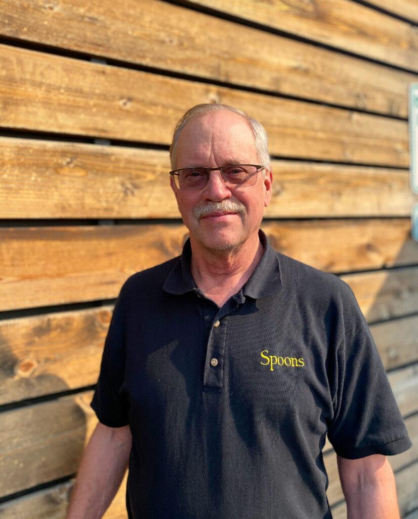 Owner Tom Stoner